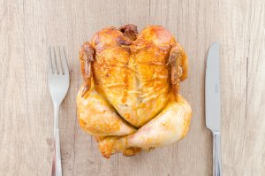 Chicken can be fed to your pets as a tasty treat